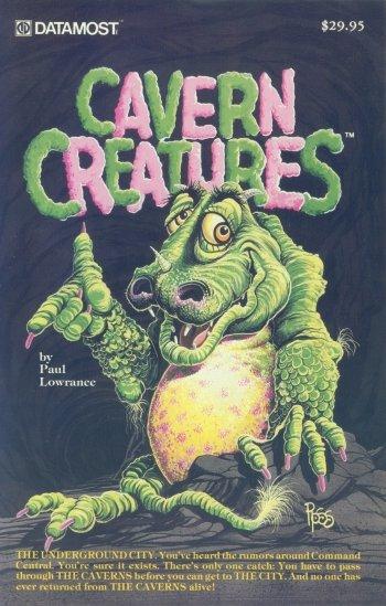 Cavern Creatures