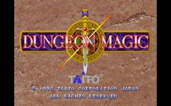 Dungeon Magic