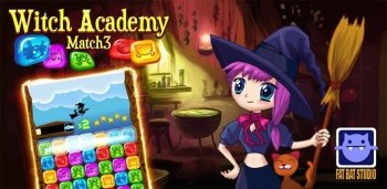 Witch Academy: Match 3