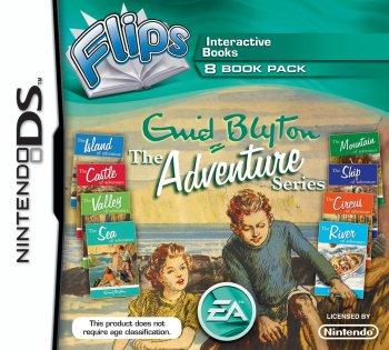 Flips: Enid Blyton - The Adventure Series