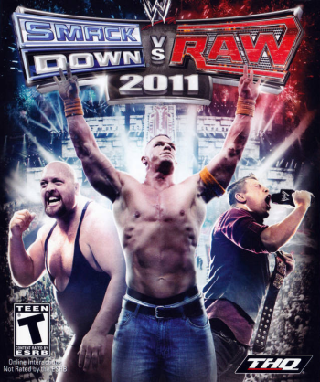 WWE SmackDown! vs. RAW 2011