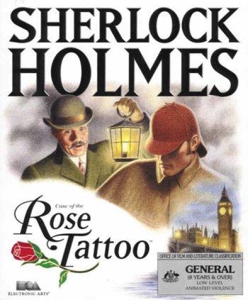 The Lost Files of Sherlock Holmes: The Case of the Rose Tattoo