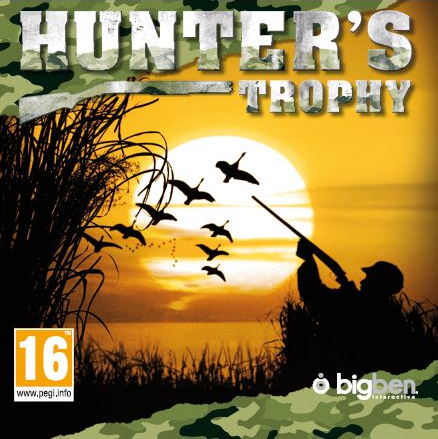 Hunter's Trophy Video Game Box Art - ID: 189006 - Image Abyss