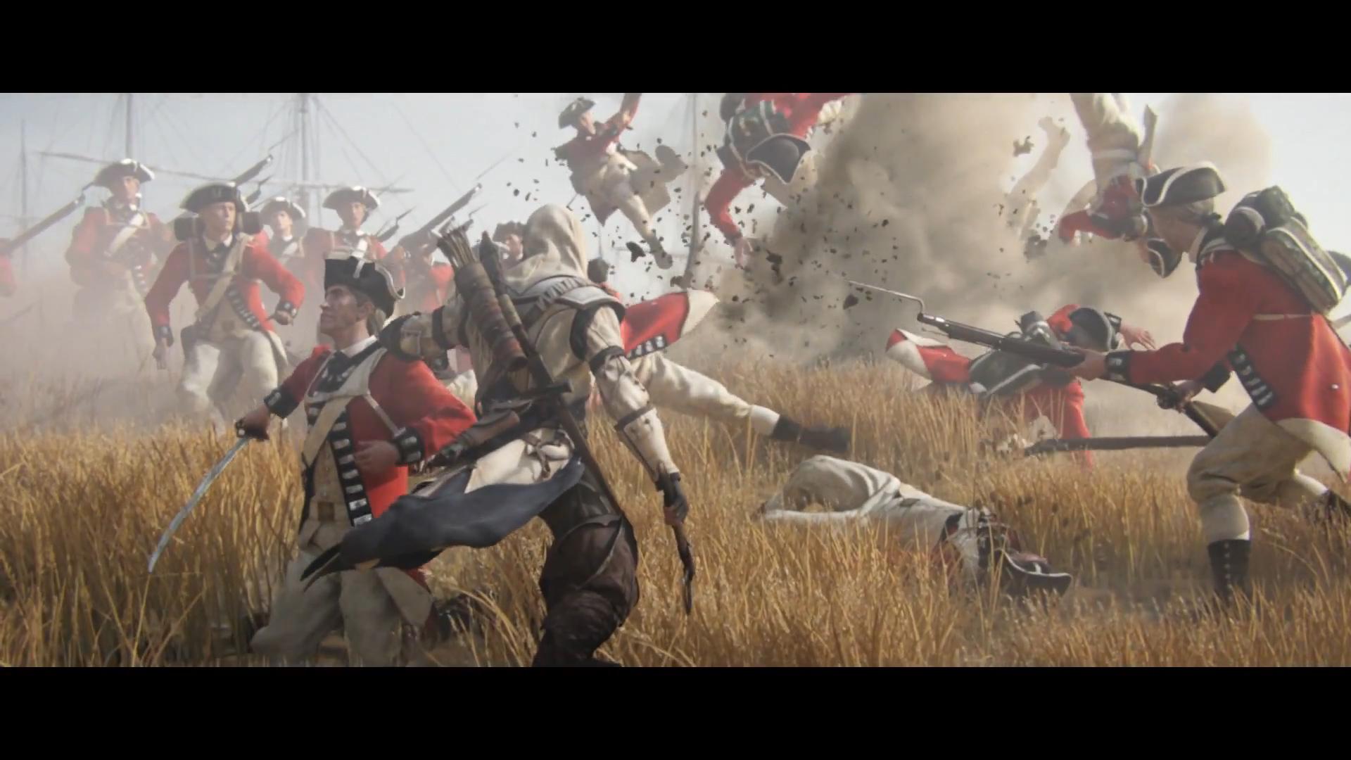Assassins Creed III Image