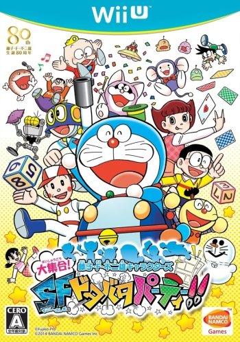 Fujiko F. Fujio Characters Daishuugou! SF Dotabata Party!!