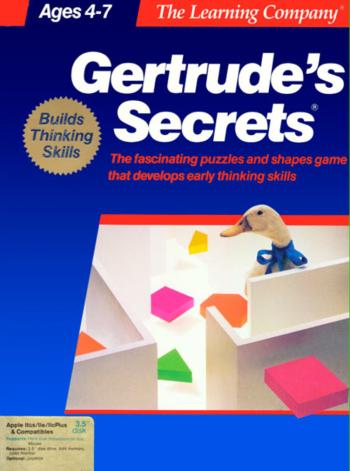 Gertrude's Secrets