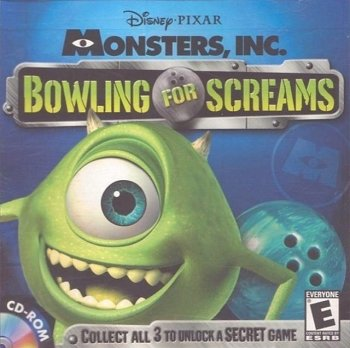 Disney/Pixar's Monsters Inc.: Wreck Room Arcade - Bowling for Screams