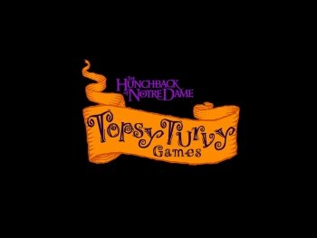 Disney's The Hunchback of Notre Dame: Topsy Turvy Games