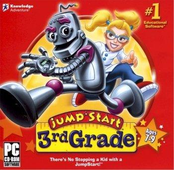 Jump Start Adventures 3rd Grade
