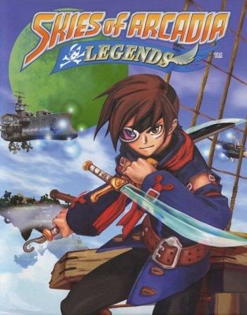 Skies of Arcadia: Legends