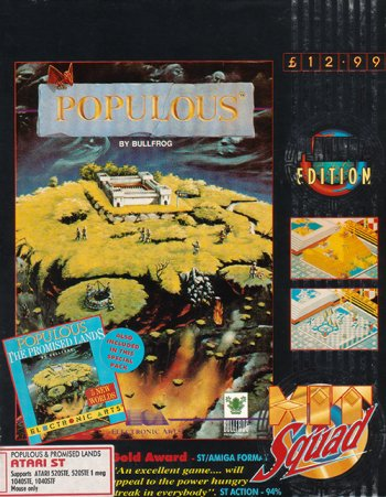 Populous & The Promised Lands