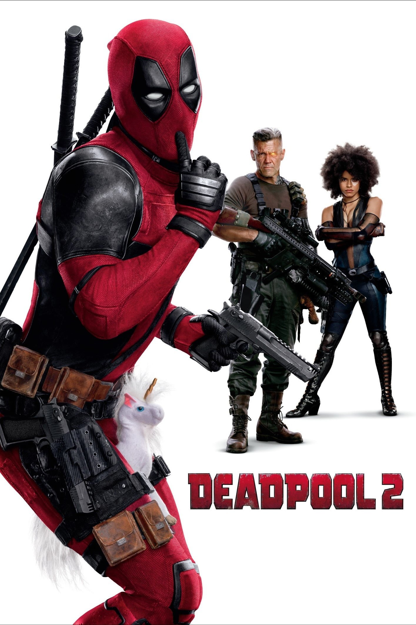 Deadpool 2 Movie Poster Id 189378 Image Abyss
