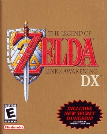 The Legend of Zelda: Link's Awakening DX