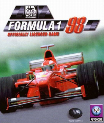 Formula 1 '98