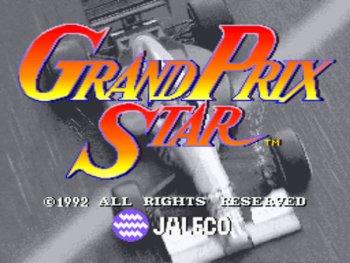 F1 Grand Prix Star