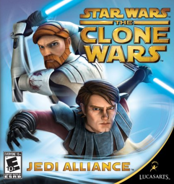 Star Wars: The Clone Wars - Jedi Alliance