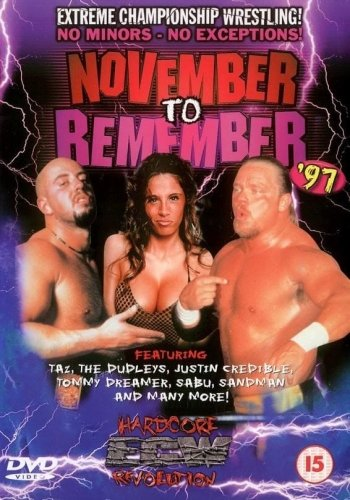 ECW November to Remember '97