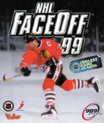 NHL FaceOff '99