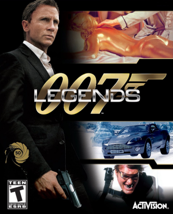 007 Legends