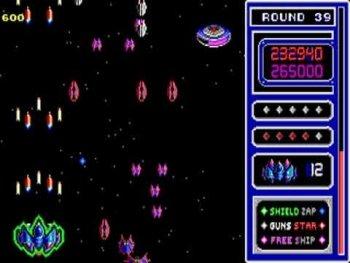 Return of the Mutant Space Bats of Doom