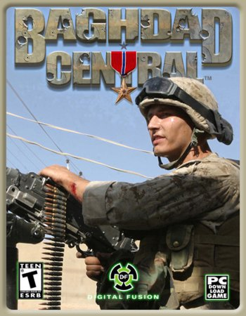 Baghdad Central: Desert Gunner