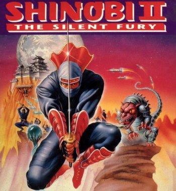 Shinobi II: The Silent Fury