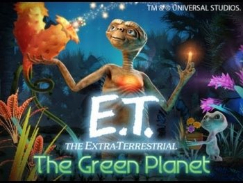 E.T. the Extra-Terrestrial: The Green Planet
