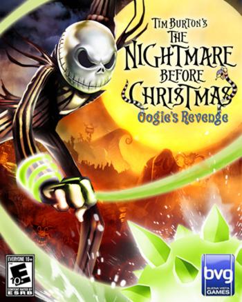Tim Burton's The Nightmare Before Christmas: Oogie's Revenge