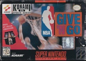 NBA Give 'n Go