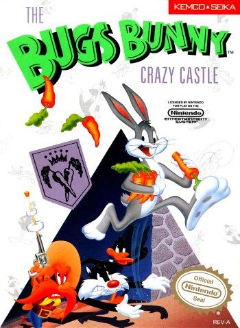 The Bugs Bunny Crazy Castle