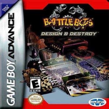 BattleBots: Design & Destroy