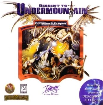 Descent to Undermountain