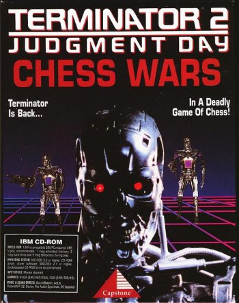 Terminator 2: Judgment Day - Chess Wars