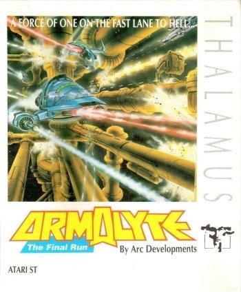 Armalyte: The Final Run