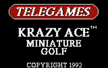 Krazy Ace Miniature Golf
