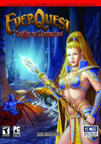 EverQuest: Depths of Darkhollow