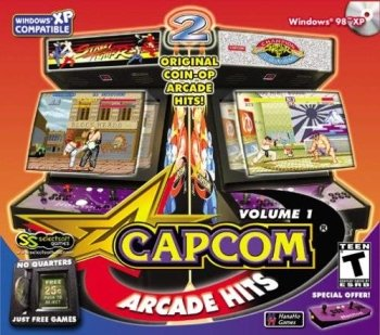 Capcom Arcade Hits Volume 1