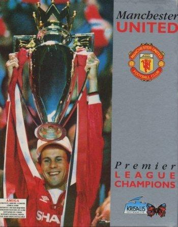 Manchester United Premier League Champions