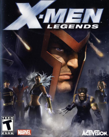X-Men: Legends