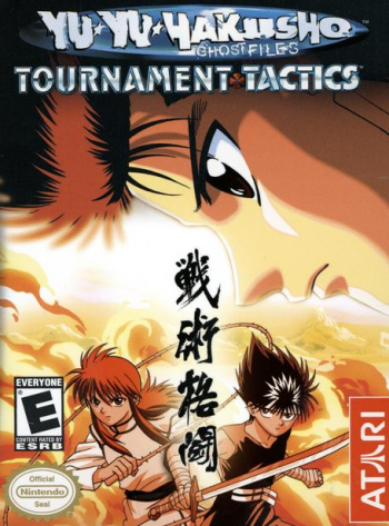YuYu Hakusho Tournament Tactics