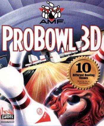 AMF Pro Bowl 3D