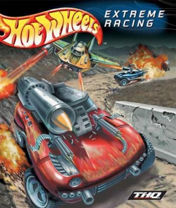 Hot Wheels: Extreme Racing