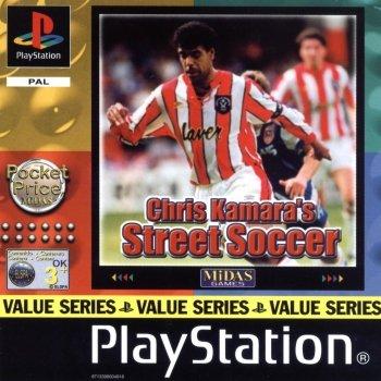 Chris Kamara's Street Soccer