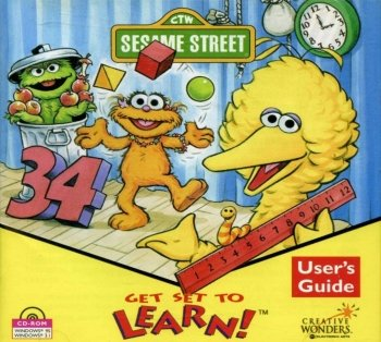 Sesame Street: Get Set To Learn