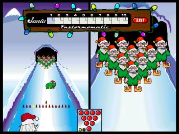 Elf Bowling