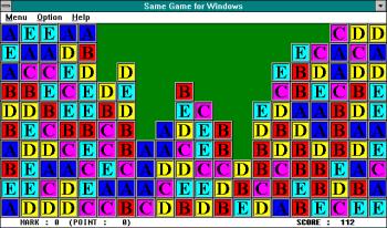 Same Game for Windows