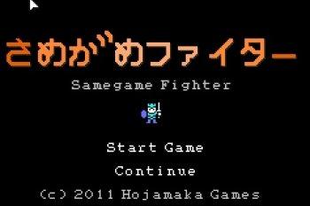 SameGame Fighter