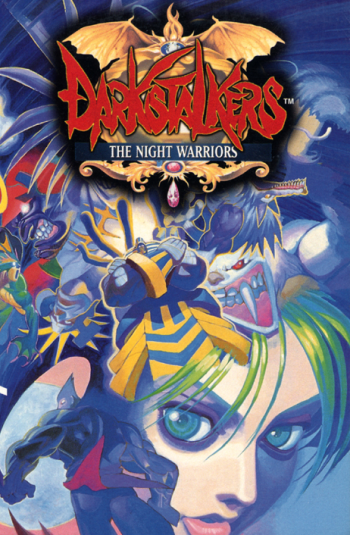 Darkstalkers: The Night Warriors