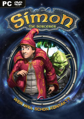 Simon the Sorcerer 5: Who'd Even Want Contact?