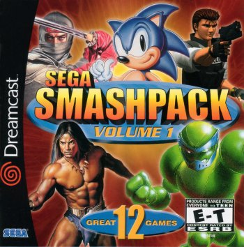 Sega Smash Pack: Volume 1